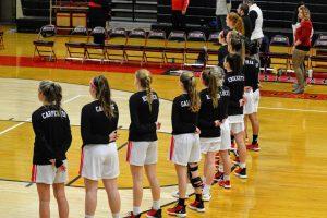 Women's Basketball Pics v. Highland 1-18-20