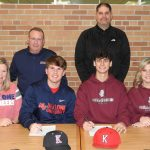 Common & Dile Athletic Signing Pictures - 1-21-20