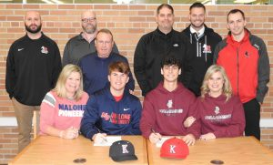 Common & Dile Athletic Signing Pictures – 1-21-20