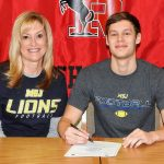 Gabe Rossi Commits to Mount St. Joseph University