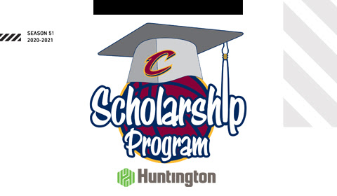 The Cleveland Cavaliers and Huntington Bank Scholarship Information