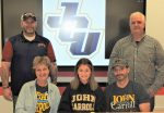 Lexie Genovese to Play Softball at John Carroll