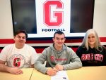John Schwaben Athletic Signing Pictures - Grove City College, 4-8-21