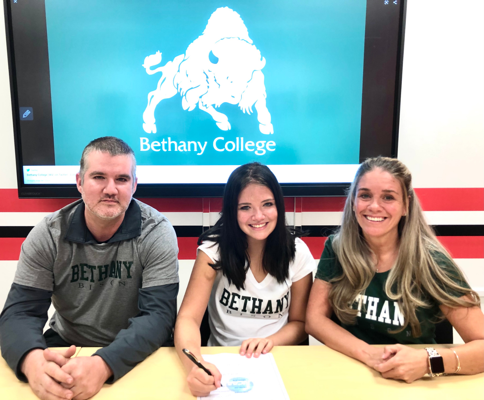 Rough Rider Abbie Carpenter to Attend Bethany College (WV)