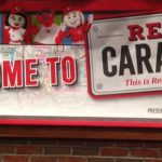 Reds Caravan Rolls Into Eaton High School