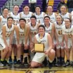 Girls Basketball Repeats as SWBL Champions
