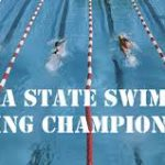 4 Swimmers State Bound
