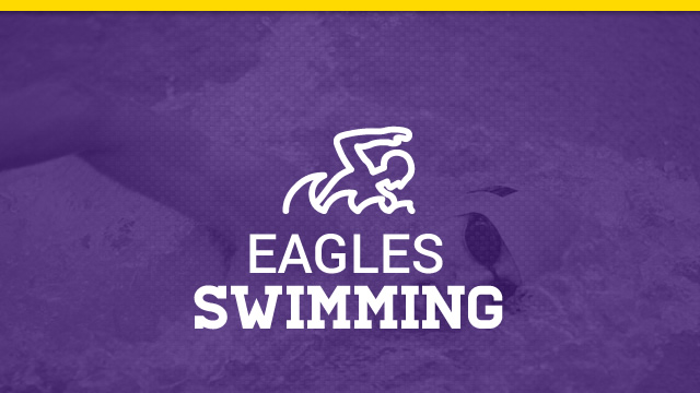 Eagle Swimmers Compete at Districts