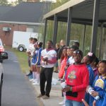 Main Street Elementary Visit