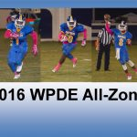 Panthers Earn WPDE All-Zone Honors
