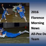 Three Panthers Named Florence Morning News All-Pee Dee
