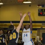 Lady Panthers vs. Dillon (Gallery)