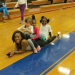 LCHS Cheerleaders Sponsor Youth Camp (Gallery Included)