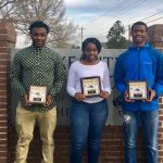 Panthers Place Three On All-Region Squads