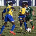 Boys JV Soccer Loses Heartbreaker