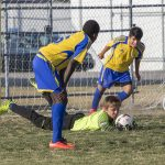 Boys J.V. Soccer Rallies Past Aynor