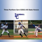 Three Panthers Earn SCBCA All-State