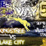 Friday 9/1: The Battle For Highway 52