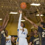 Lady Panthers Hold Off Kingstree