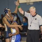 Grapplers Will Host Playoffs Saturday