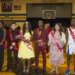 Sweetheart Court Crowned