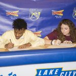 Two Sign Letters of Intent
