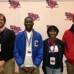 Panthers Attend Leadership Summit