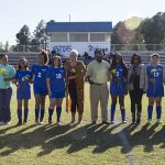 Girls' Soccer – Senior Night