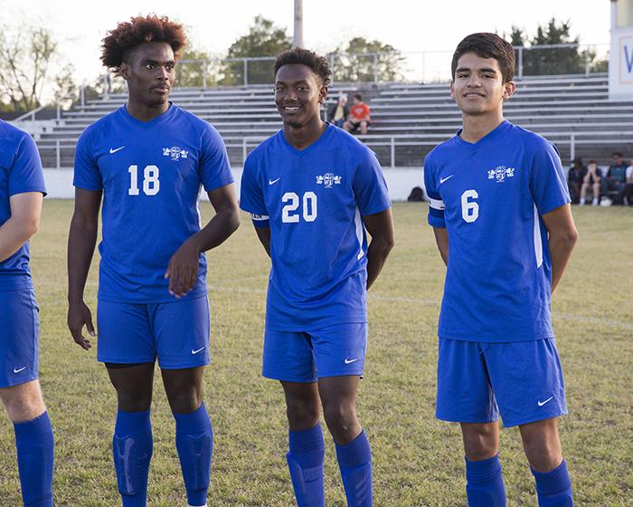 Boys' Soccer – Senior Night
