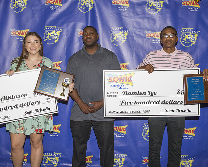LCHS Recognizes Student-Athletes