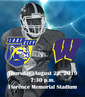 Panthers Open At Wilson Thursday Night