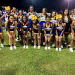 JV & Varsity Cheer Pep Rally Performances