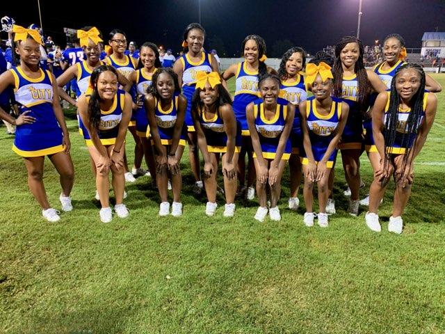 JV & Varsity Cheer Pep Rally Performances