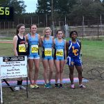 Panthers Place 2nd, 4th at Region