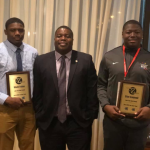 Fulton And Caldwell Honored At WPDE All-Zone Banquet