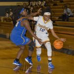 Lady Panthers Lose to Loris
