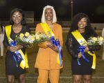 Homecoming Queen Crowned, Seniors Recognized