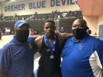 McFadden Claims Silver at State Wrestling Tournament