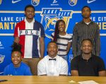 Six Student-Athletes Sign National Letters of Intent