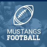Mustangs Spring Football Game on Friday May 15 at 6:30pm