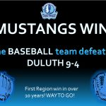 Meadowcreek Baseball Team Defeats Duluth
