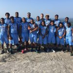 Senior Creek Warriors Make A Climb Up Stone Mountain