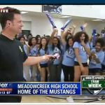 Meadowcreek High School, Fox 5 Team of the Week