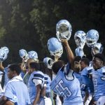 Meadowcreek Football Defeats Duluth Finishing The Season With a Win