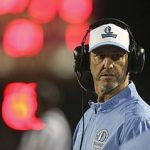 Meadowcreek High School Head Football Coach Jason Carrera,  Atlanta Falcons Coach of the Week