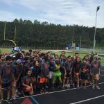 Mustang Mile Run for Elementary and Middle School Runners on Saturday April 30th