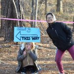 Stampede In The Park 5K Trail Run, February 4, 2017 at Yellow River Park