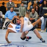 Meadowcreek Wrestling Coach Helena Honored
