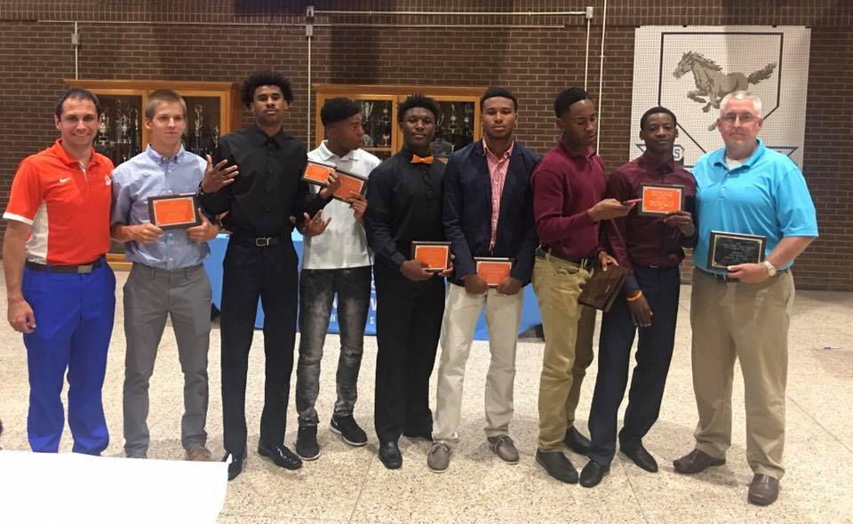 All County Track and Field Banquet at Meadowcreek High, May 17, 2017