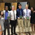 Gwinnett County All County Cross Country Banquet at Meadowcreek High, Thursday, November 30, 2017